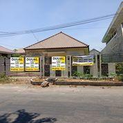 Rumah Hitung Tanah Dharmahusada Indah Cck Untuk Rumah Tinggal & Usaha (22053843) di Kota Surabaya