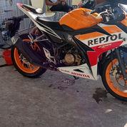 Honda CBR 150R Repsol