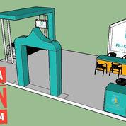 Pembuatan Dan Produksi Booth Stand Display Pemaran Produk Termurah Di Medan (22055215) di Kota Medan