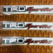 Emblem TRD Sportivo - Stanza Variasi Mobil