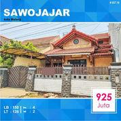 Rumah 2 Lantai Luas 126 Di Sawojajar 1 Kota Malang _ 557.19