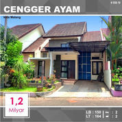 Rumah Murah 2 Lantai Luas 164 Di Cengger Ayam Suhat Kota Malang _ 558.19