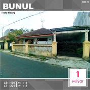 Rumah Murah Luas 221 Di SKI Bunul Kota Malang _ 560.19