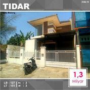 Rumah Baru 2 Lantai Luas 151 Di Tidar Bawah Kota Malang _ 562.19