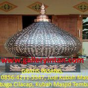 GRATIS PASANG, Call 0856-4211-5547, Produsen Kubah Masjid Tembaga Cilacap, Kubah Masjid Tembaga (22073055) di Kab. Demak