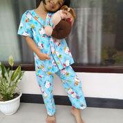 Setelan Piyama Baju Tidur Anak Karakter Berkualitas (22073495) di Kab. Banyumas