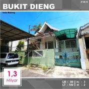 Rumah Murah Luas 180 Di Bukit Dieng Kota Malang _ 149.19 (22076983) di Kota Malang