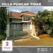 Rumah Bagus Luas 200 Di Villa Puncak Tidar Kota Malang _ 566.19