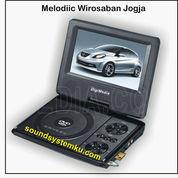 DVD Portable 7.5 Inch Digimedia