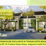 TOWNHOUSE RESIDENCE 800 JUTAAN DIKOTA BOGOR (22082843) di Kota Bogor