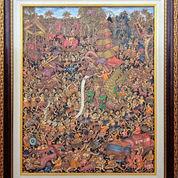 Lukisan Upacara Suci (22086375) di Kota Denpasar