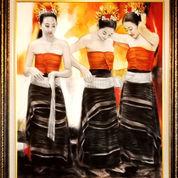 Lukisan 3 Dewi Kecantikan (22086399) di Kota Denpasar