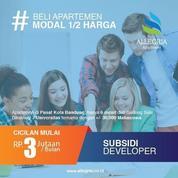Investasi Pasti Untung Di Apartemen Allegria Bandung