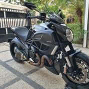 Ducati Diavel Black Base 2017 Like New Istimewa