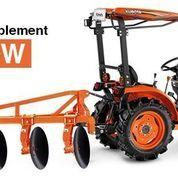 Implement Disc Plow Untuk Traktor KUBOTA B2140SN Dan B2440S (22110219) di Kab. Blitar