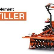 Implement Rotary KRX164NE / KRX175 / KRX193 Traktor Kubota (22110331) di Kab. Blitar