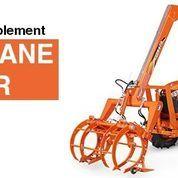 Implement Sugar Cane Grabber Tipe SGB470 Traktor Kubota (22112087) di Kab. Blitar