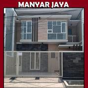 Rumah MANYAR JAYA Surabaya Dkt Klampis Semolowaru Rmh Baru Lux 2 Lantai (22125727) di Kota Surabaya