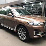 BMW New X7 President Th 2019