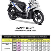 Honda BeAT ESP CW Dance White Otr Tangerang