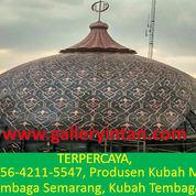 TERPERCAYA, Call 0856-4211-5547, Produsen Kubah Masjid Tembaga Semarang, Kubah Tembaga (22134707) di Kab. Klaten