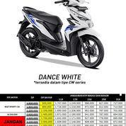 Honda BeAT ESP CW Dance White Otr Bekasi Dan Bogor