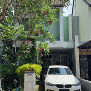 Rumah Murah Cluster Mewah Jakarta Timur Bambu Apus Semi Furnish Strategis