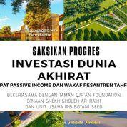 Investasi Dunia Akhirat Taman Tahfidz Firdaus Purwakarta