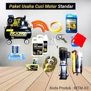 PRODUK Paket Peralatan Usaha Cuci Motor Standart MTM 02 (22150075) di Kota Bekasi
