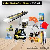 PRODUK Paket Cuci Motor 1 Hidrolik MTH 102 (22150215) di Kota Tangerang Selatan