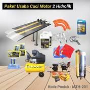 Paket Cuci Motor 2 Hidrolik MTH 201 (22150343) di Kab. Sidoarjo