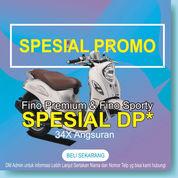 Motor Yamaha Fino Sporty Deta Semarang