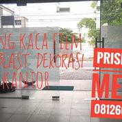 Stiker Medan Pasang Kaca Film Sandblast Dekorasi Kaca Kantor Medan Murah (22155623) di Kota Medan