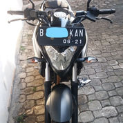Kawasaki Pulsar NS 200 Th 2016 (Hitam)