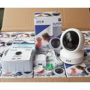 Kamera CCTV Ipcam CCTV Wifi Ip Camera SPC Super Series Babycam