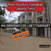 Ruko Komersil Murah Di Jakarta Timur (22171427) di Kota Jakarta Timur