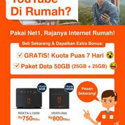 Modem Wifi Router (22173215) di Kota Bandar Lampung