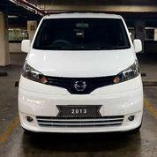 Nissan Evalia XV 1.5 AT 2013 Putih Angs 1.5 Jt