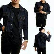 Jaket Jeans Kekinian (22178159) di Kota Banjarmasin