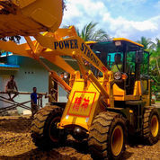 Wheel Loader Turbo Power Super 76kw Di Banjarmasin Murah Bergaransi