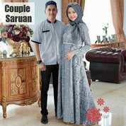 Baju Couple Saruan