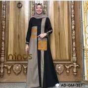 Dress Wida Maxy (22187567) di Kota Banjarmasin
