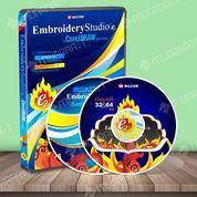 Software Bordir Komputer Wilcom Embroidery Studio E2.0 (22196479) di Kab. Pasuruan