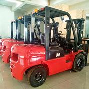 Forklift Di Tuban Murah 3-10 Ton Mesin Isuzu Mitsubishi Powerful