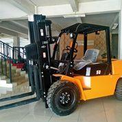 Forklift Di Pamekasan Murah 3-10 Ton Mesin Isuzu Mitsubishi Powerful