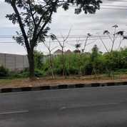 Tanah 0 Jalan Raya Merr Strategis Cocok Untuk Usaha (22200283) di Kota Surabaya