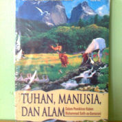 Buku Tuhan, Manusia, Dan Alam (22203227) di Kota Semarang