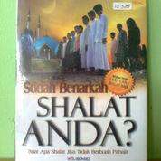 Buku Sudah Benarkah Shalat Anda ?