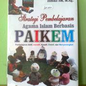 Buku Strategi Pembelajaran Agama Islam Berbasis PAIKEM