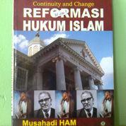 Buku Reformasi Hukum Islam